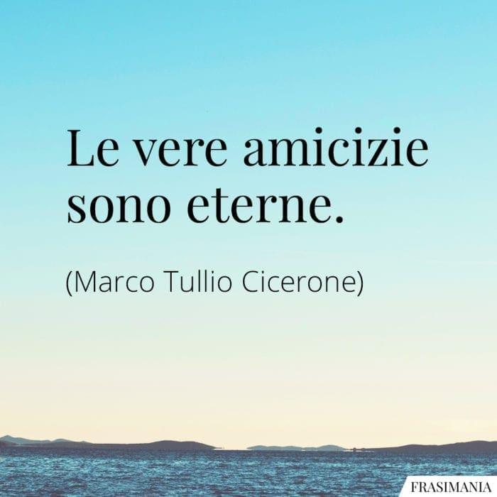 Frasi amicizie eterne Cicerone