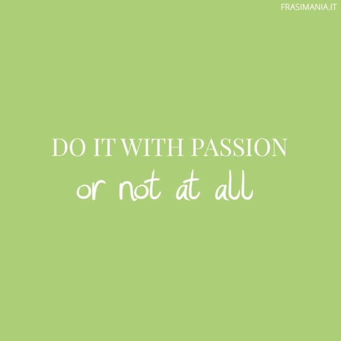 Frasi do passion