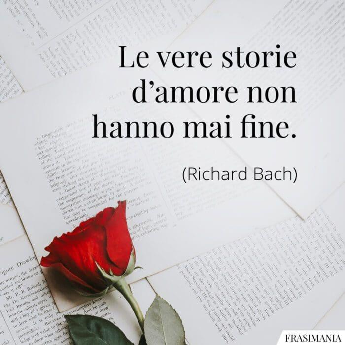 Frasi vere storie amore Bach