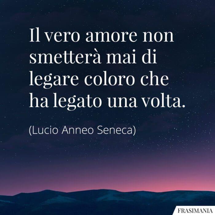 Frasi vero amore Seneca