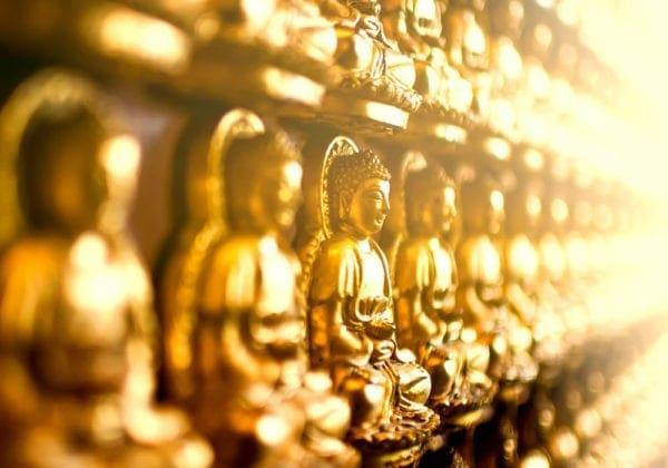 Le 25 più belle frasi di Buddha sulla Vita