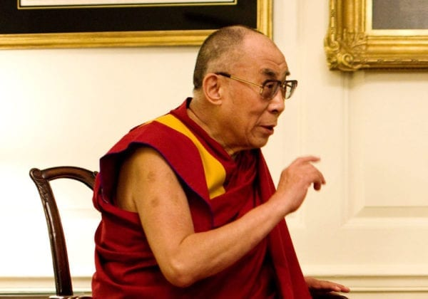 Le 25 più belle frasi del Dalai Lama sulla Vita