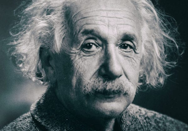 Frasi di Einstein su Dio e la religione: le 35 più significative