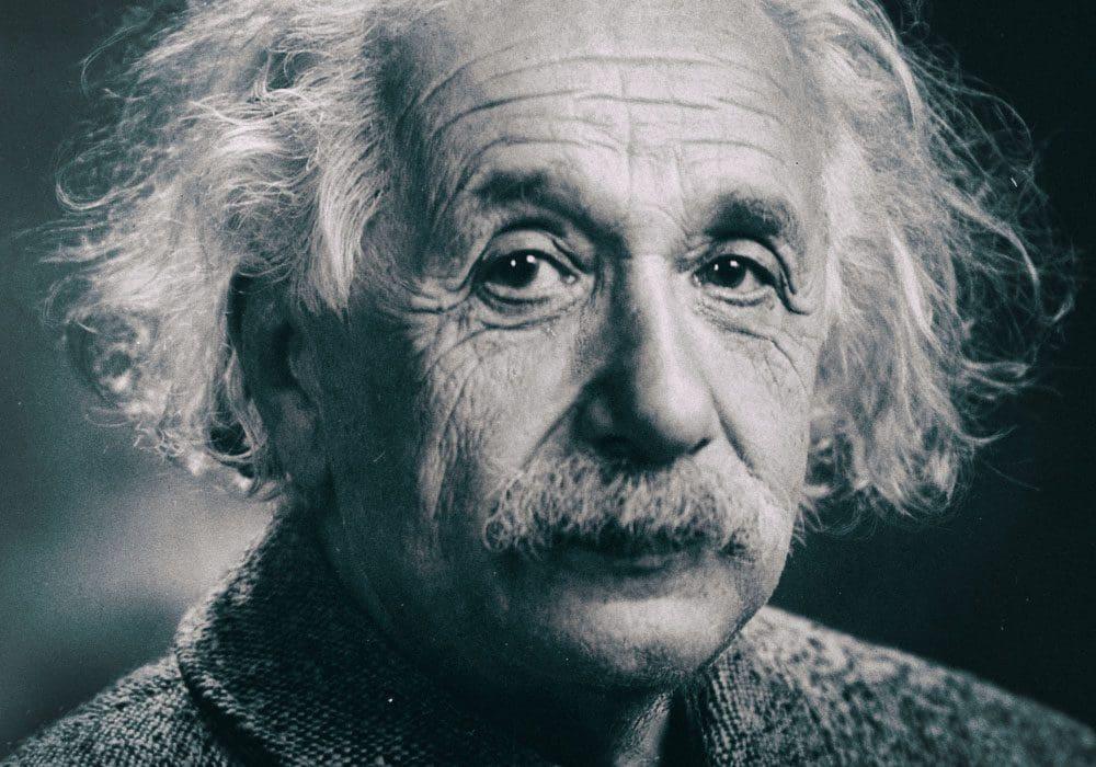 Frasi di Einstein su Dio e sulla Religione