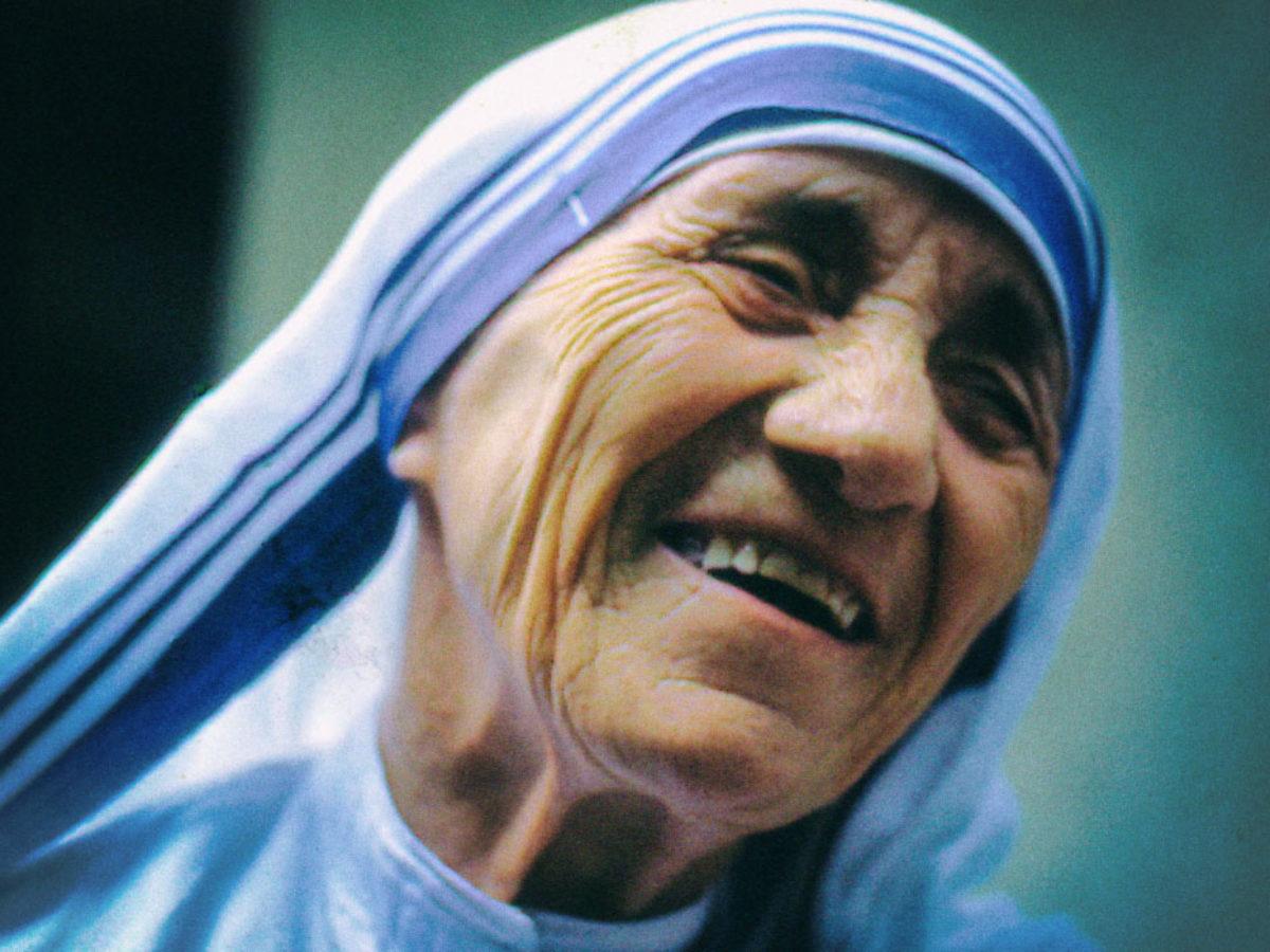 Le 75 Piu Belle Frasi Di Madre Teresa Di Calcutta