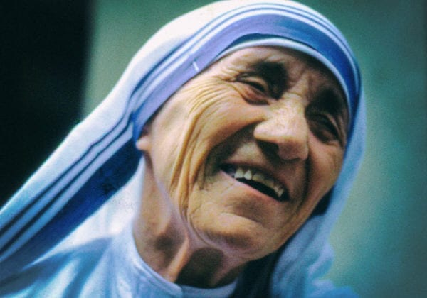 Le 75 più belle frasi di Madre Teresa di Calcutta