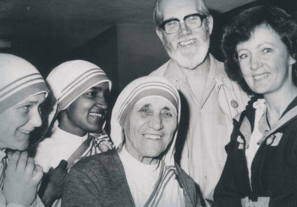 Frasi di Madre Teresa di Calcutta sulla Famiglia e sui Figli
