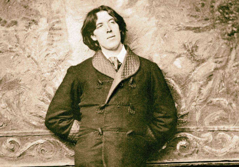 Immagini con Frasi di Oscar Wilde