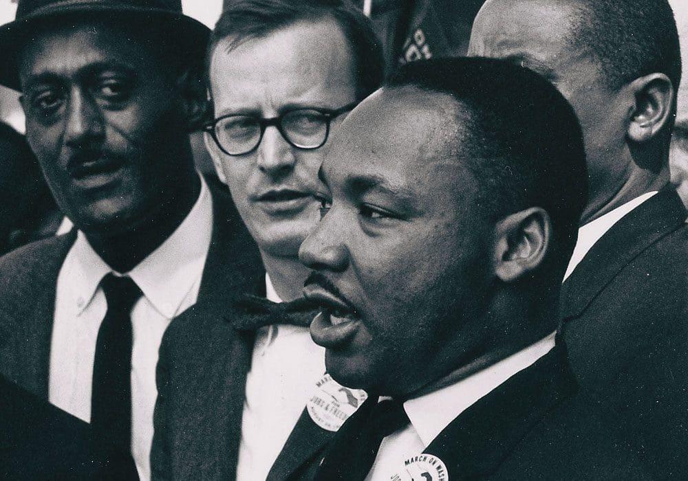 Frasi di Martin Luther King sulla Pace e sulla Non Violenza
