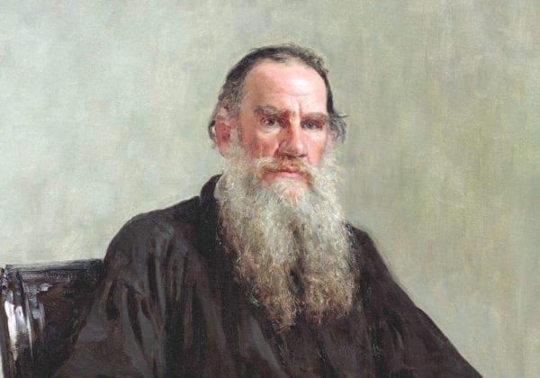 Frasi di Tolstoj sull'Amore