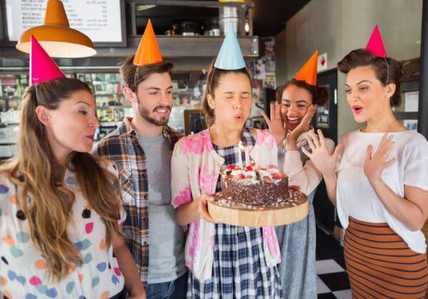 Frasi di Buon Compleanno in Inglese
