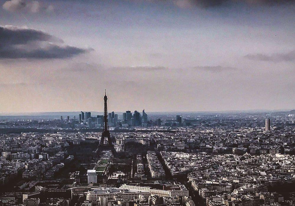 Frasi in Francese su Parigi