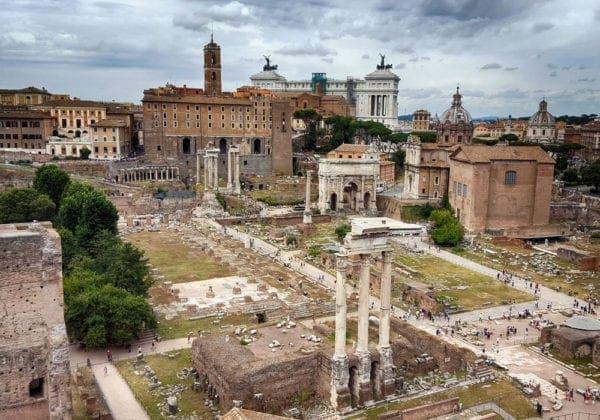 Frasi in Latino su Roma