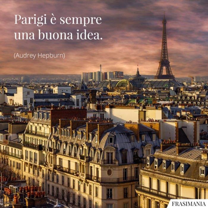 Frasi Parigi idea