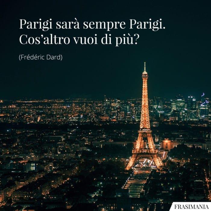 Frasi Parigi sempre