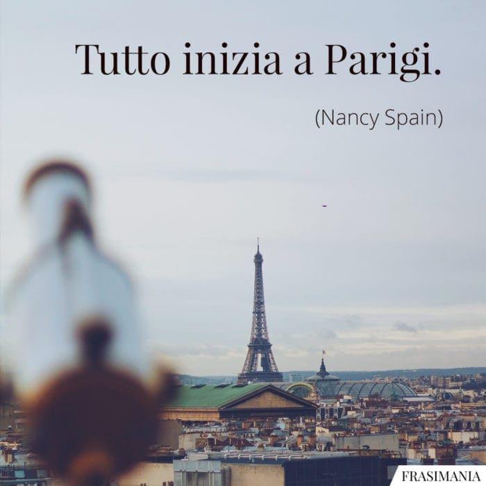 Frasi Parigi Spain