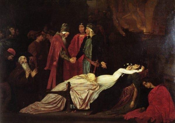 Frasi di Romeo e Giulietta