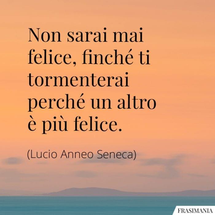 Frasi mai felice altro Seneca
