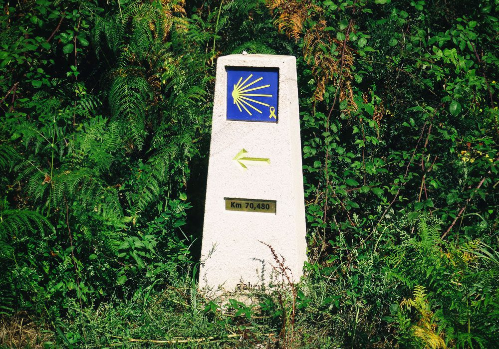 Frasi sul Cammino di Santiago di Compostela