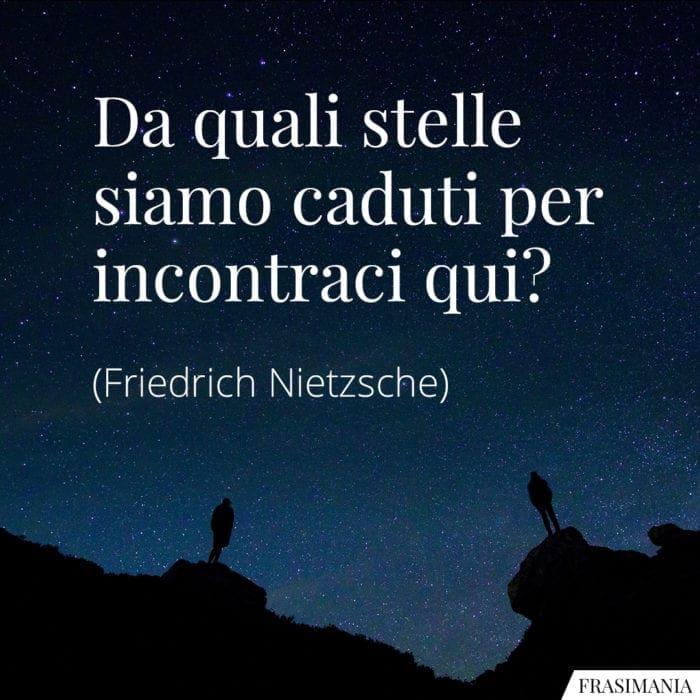 Frasi stelle caduti Nietzsche