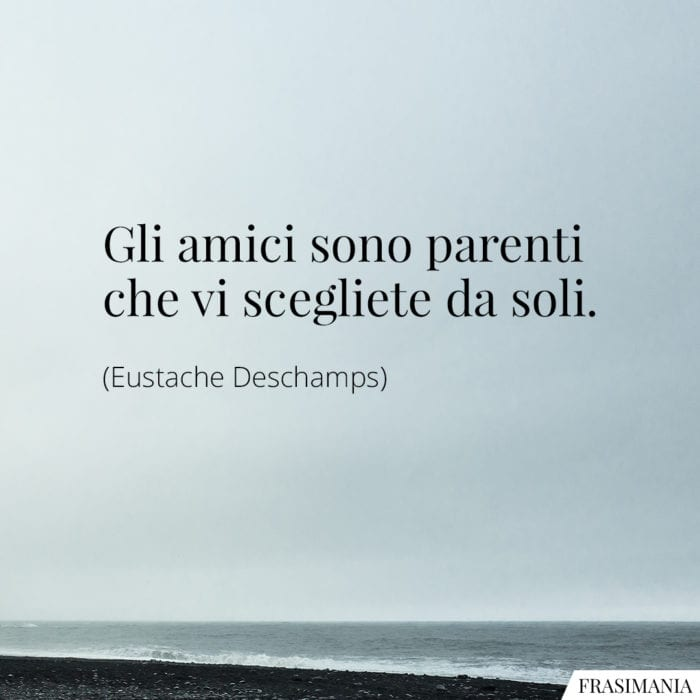 Frasi amici parenti Deschamps