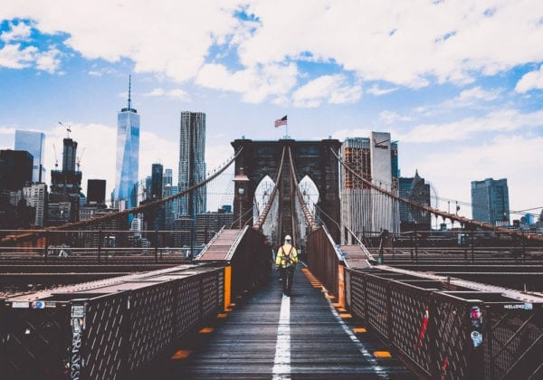 Le 20 più belle frasi su New York in Inglese (con traduzione)