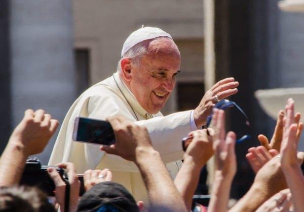 Frasi di Papa Francesco sull'Umiltà, il Coraggio e l'Amore