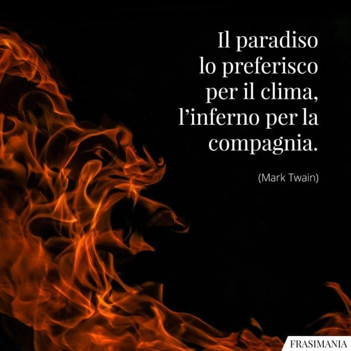 Frasi paradiso inferno
