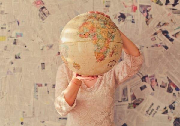 Frasi sul Mondo in Inglese: le 35 più belle (con traduzione)