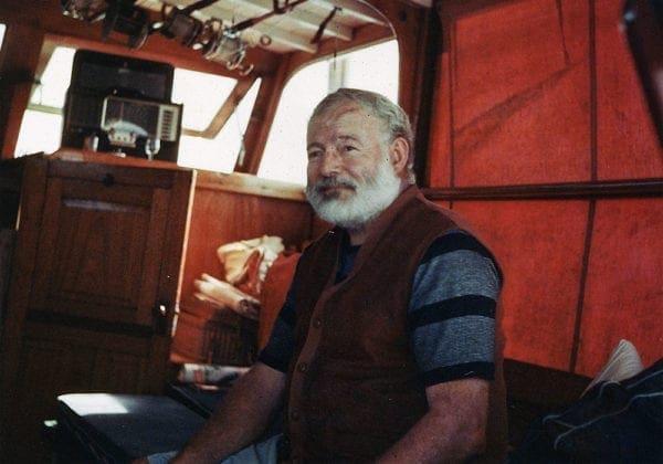 Le 35 più belle frasi di Hemingway in Inglese (con traduzione)