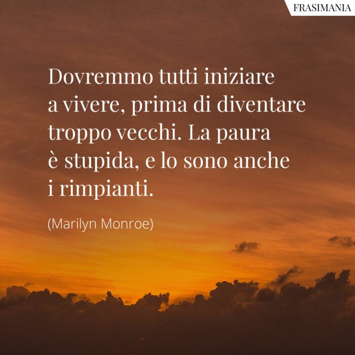 Frasi Sulla Paura Le 50 Piu Belle In Inglese E Italiano