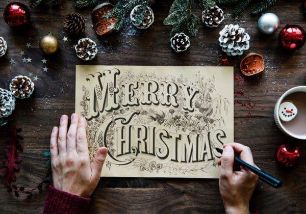 Auguri di Natale in Inglese