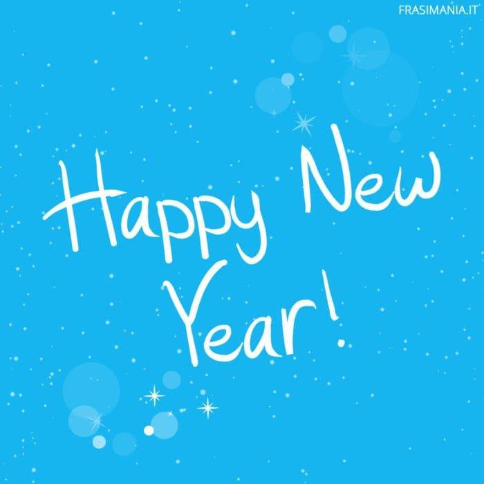 Frasi buon anno inglese
