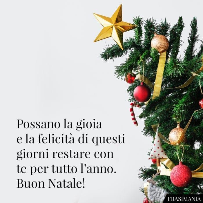 Frasi Natale E Buon Anno.Auguri Di Natale Le 100 Frasi Piu Belle Originali Formali E