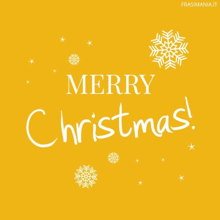 Frasi Buon Natale Inglese