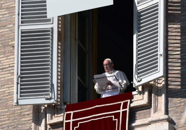 Frasi sul Natale di Papa Francesco