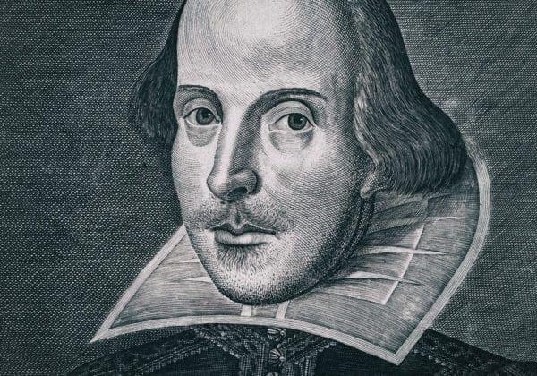 Poesie d'Amore di Shakespeare: le 15 più belle e sentimentali