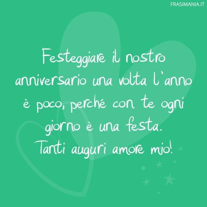 Frasi D Amore Anniversario Matrimonio.Frasi Di Auguri Per L Anniversario Di Matrimonio Le 50 Piu Dolci