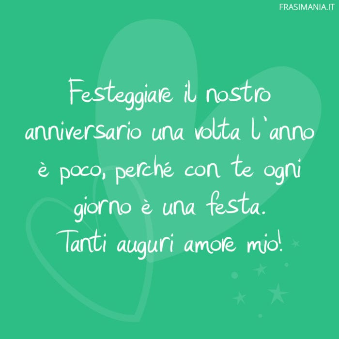 Anniversario Di Matrimonio Frasi D Amore.Frasi Di Auguri Per L Anniversario Di Matrimonio Le 50 Piu Dolci