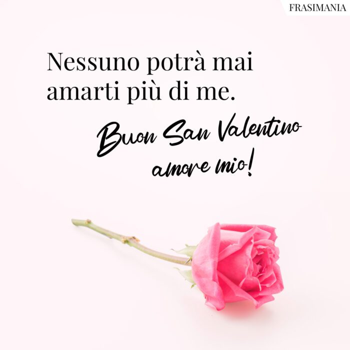 Frasi auguri San Valentino amarti