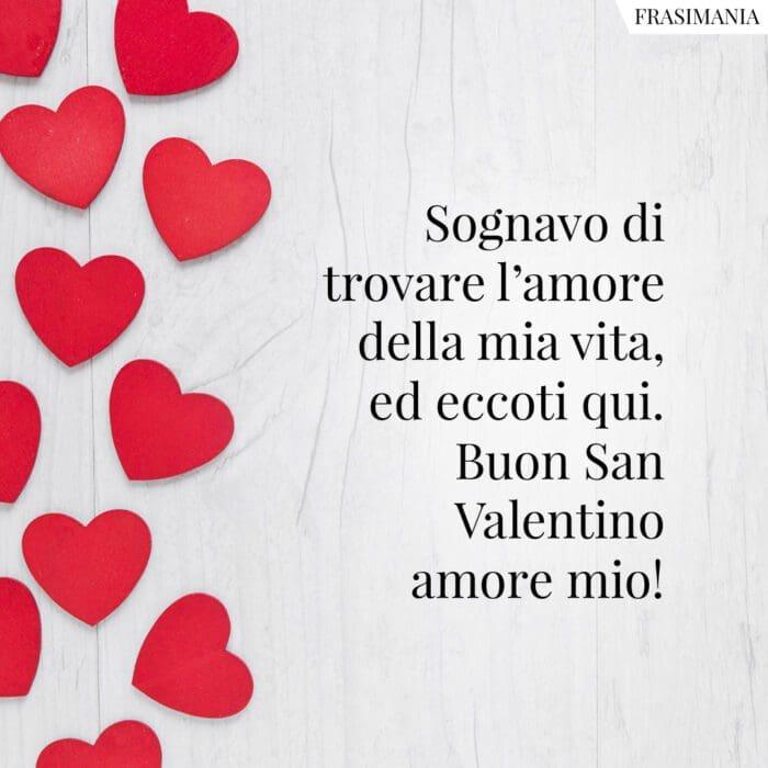 Frasi auguri San Valentino amore