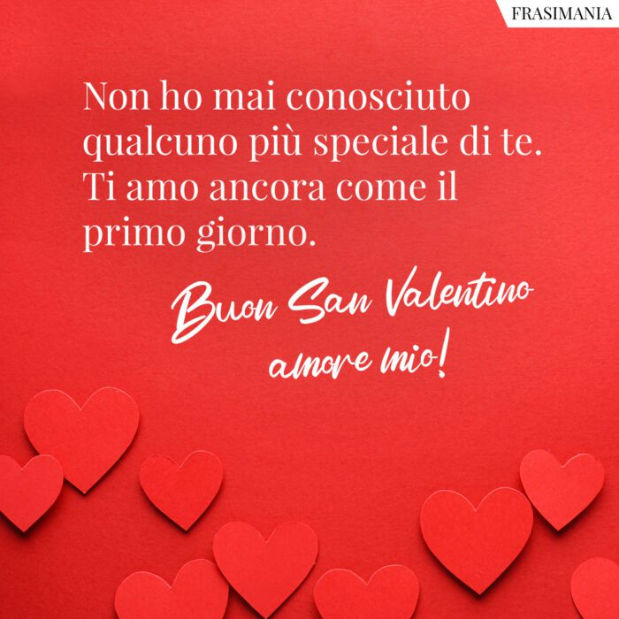 Frasi auguri San Valentino speciale