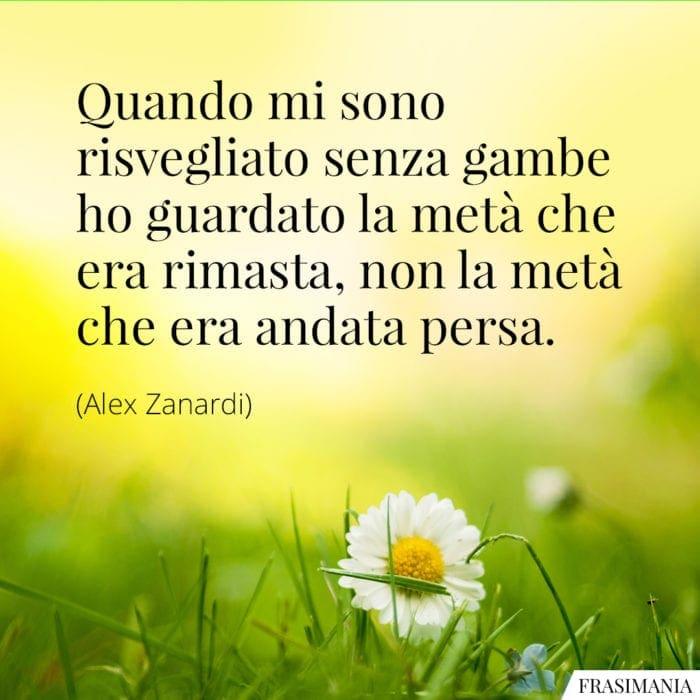 Frasi gambe Zanardi