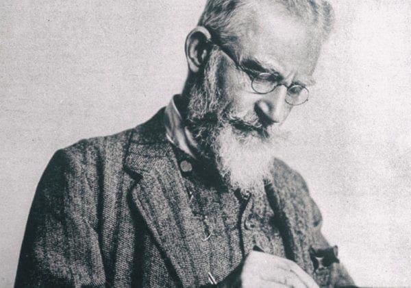 Le 35 più belle frasi di George Bernard Shaw in Inglese (con traduzione)