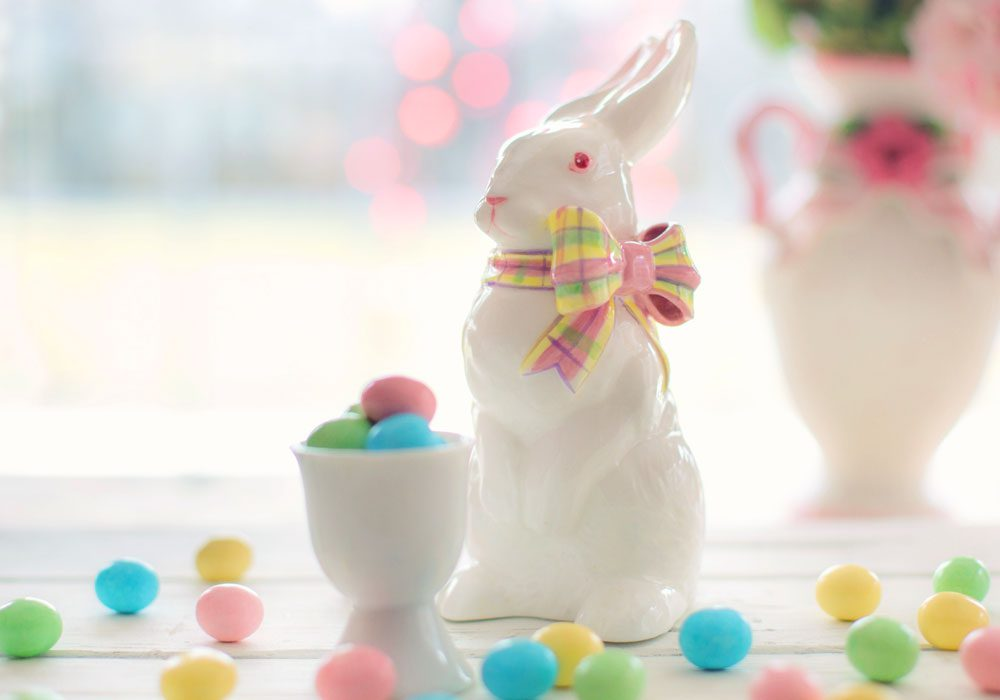 Frasi di Auguri di Buona Pasqua in Inglese