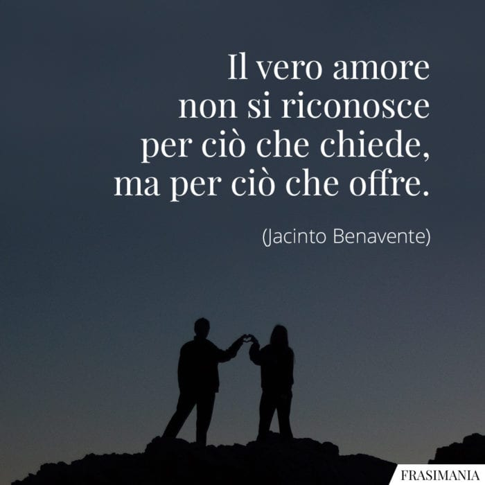 Frasi vero amore offre