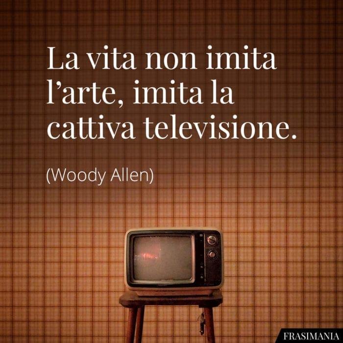 Frasi vita televisione Allen