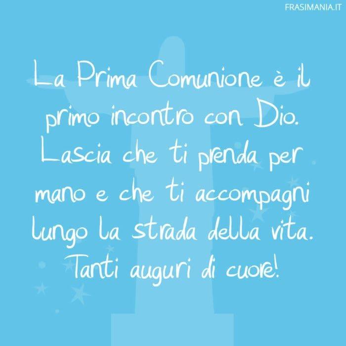 24 12 Related To Prima Comunione Inviti Frasi Di Auguri Per La