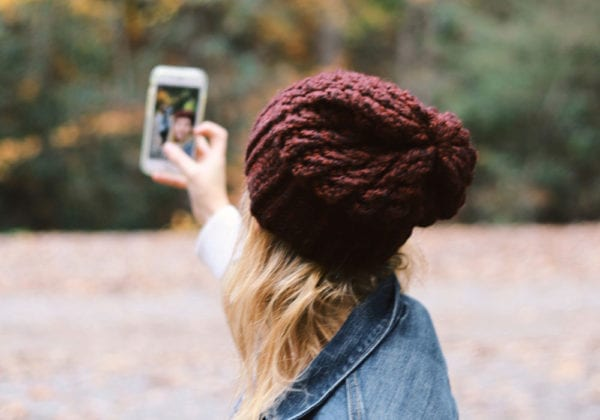Hashtag per Selfie, Ritratti e Foto del Viso