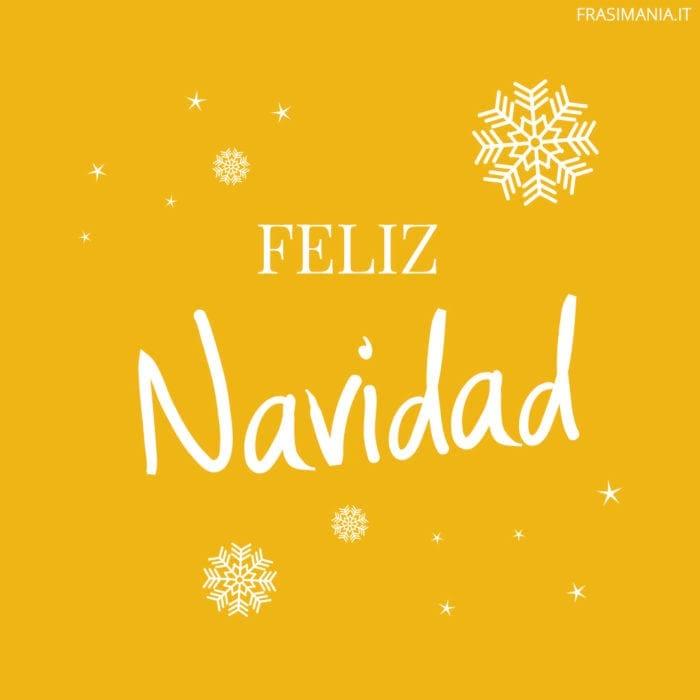 Auguri di Natale in Spagnolo